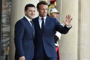 Під час зустрічі Зеленського і Макрона не звучало неприйнятних для України пропозицій - Єрмак