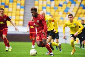 «Львов» обыграл «Александрию» на старте 22 тура футбольной Премьер-лиги Украины