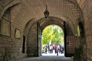 Фотоподорож: 50 тисяч історичних епізодів у Збаразькому замку