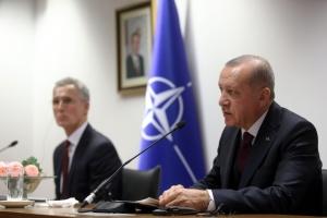 Erdoğan y Stoltenberg discuten la situación en Ucrania