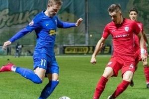 «Минай» переміг «Десну» у чемпіонаті України з футболу