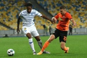 «Динамо» перемогло «Шахтар» в українському футбольному дербі