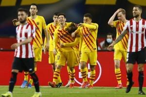 «Барселона» виграла Кубок Іспанії сезону-2020/21