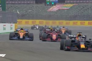 Формула-1: Ферстаппен виграв Гран-прі Емілії-Романьї