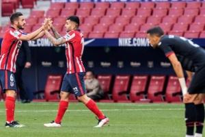 Ла Ліга: «Атлетико» розгромив «Ейбар» і зміцнив позиції в лізі