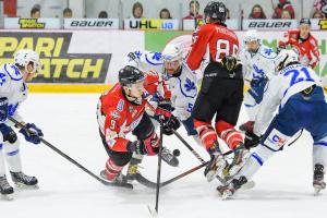 Плей-офф УХЛ: «Донбас» вдруге обіграв «Сокіл»