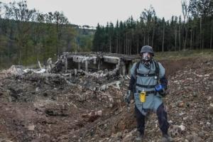 Віцепрем'єр Чехії: Боєприпаси зі складу мали вибухнути в Болгарії