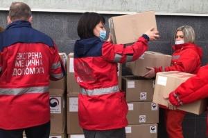 Вишеградська група і Південна Корея закупили медобладнання для лікарень на Луганщині