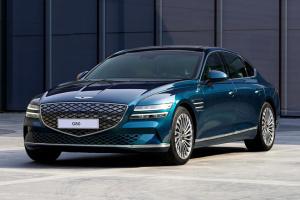 Майже 500 кілометрів на одній зарядці: Genesis Motors представив перший електрокар