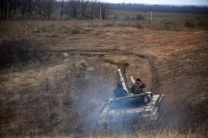 Російські найманці за добу сім разів зривали «тишу» в зоні ООС