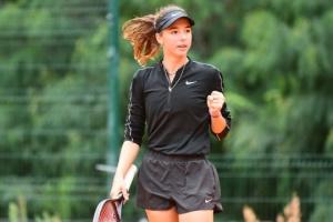 17-летняя днипрянка Соболева вышла в полуфинал турнира ITF в Турции