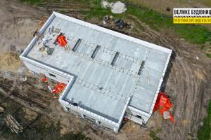 На Миколаївщині будують сільську амбулаторію - фото
