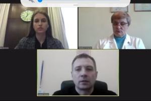 О вакцинах против COVID-19, работе больниц во время третьей волны вируса и ситуации с коронавирусной болезнью в Украине