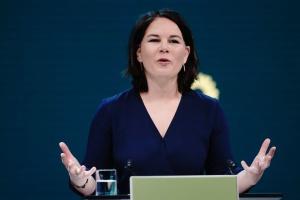 Німецькі Зелені визначилися з «К-кандидатурою»