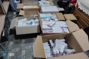 СБУ викрила контрабанду «чорних» препаратів для лікування ускладнень COVID-19