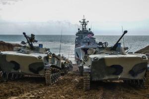 РФ завершує формування ударно-десантного угруповання в Криму - Defense Express