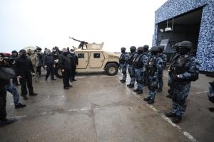 Авакову показали, як діятиме КОРД у разі висадки ворожого десанту