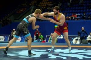 Українці претендують на 4 медалі у перший день фіналів чемпіонату Європи з боротьби