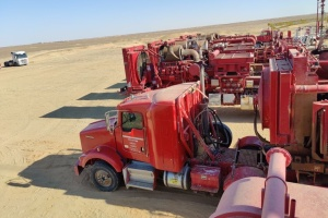 Нафтогаз збільшив видобуток нафти в Єгипті