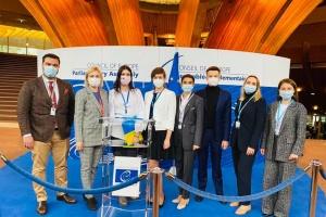 Українська делегація у ПАРЄ назвала найважливіший напрямок своєї роботи