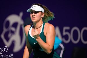 Костюк завоевала право играть в полуфинале турнира WTA 250 в Стамбуле