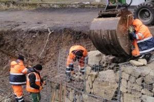 Стартував ремонт на дорозі Долина–Хуст, що з'єднає дві області