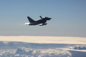 Винищувачі НАТО в Балтії за тиждень тричі супроводжували військові літаки РФ