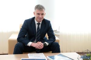 Ołeksandr Nowikow, szef Narodowej Agencji ds. Zapobiegania Korupcji