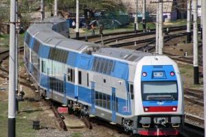 Укрзализныця до конца года получит один из отремонтированных поездов Skoda