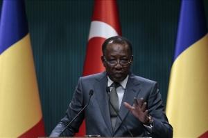 Президент Чаду помер від поранень у боях із повстанцями