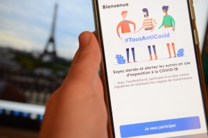 Франція запроваджує сертифікати вакцинації від коронавірусу для туристів