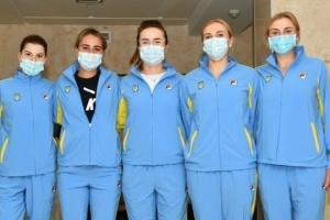 Женская сборная Украины по теннису занимает 25 место в рейтинге наций