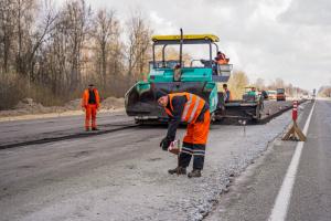 На Чернігівщині цьогоріч планують оновити 182 кілометри доріг держзначення