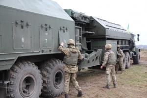 Українські військові опановують комплекс артилерійської розвідки «Зоопарк-3»