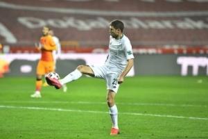Кравец отметился голом за «Коньяспор» в матче против «Ризеспора» Морозюка