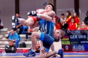Керімов приніс Україні першу медаль на чемпіонаті Європи з вільної боротьби
