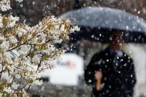 Квітневий «лютень», або Де же обіцяне «глобальне потепління»?