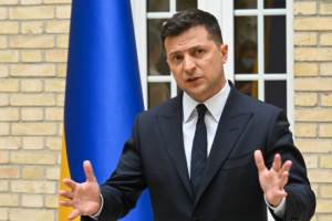 Zelensky invites Putin to meet in Donbas