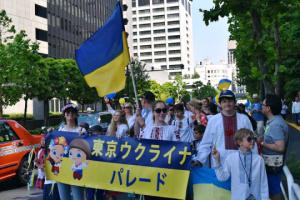 Українська громада в Японії отримала офіційний статус