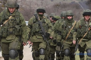 Russian troop numbers near Ukraine's borders not sufficient for large-scale offensive - ICG