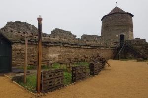 В Аккерманській фортеці бізнесмен облаштував каналізацію, яка може пошкодити пам'ятку