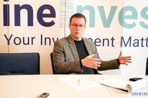 Geschäftsführer von UkraineInvest Serhij Tsivkach