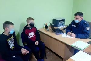 Поліція знайшла підлітків, які втекли з притулку на Прикарпатті
