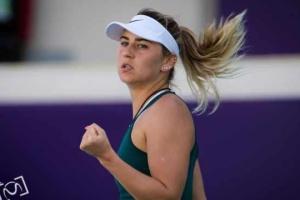 Костюк перемогла росіянку Касаткіну на турнірі WTA250 у Стамбулі
