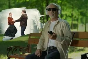 Фільми для незрячих людей: SWEET.TV долучився до проєкту «Доступне кіно»