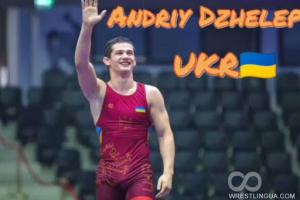 Українець Джелеп виграв «срібло» чемпіонату Європи з вільної боротьби