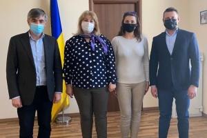 Генконсул України в Мілані зустрівся з представницями української асоціації міста Сереньо