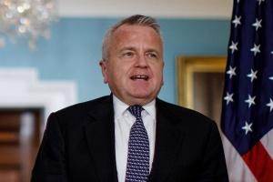 Американський посол Салліван залишив Росію