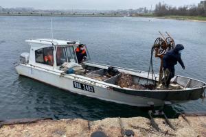 В Україну повернулися рибалки, затримані ФСБ у Чорному морі