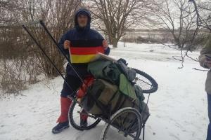 Тримати форму під час пандемії: український мандрівник здолав пішки 1180 км